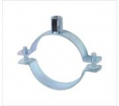 Heavy Duty Pipe Clamp M8+M10 Without Rubber