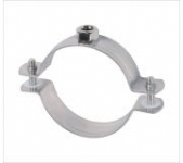 Heavy Duty Pipe Clamp M8 Without Rubber